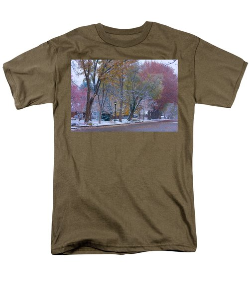 Autumn Snow T-Shirt by James BO  Insogna