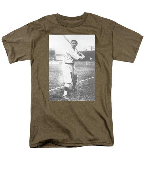 Babe Ruth Men's T-Shirt  (Regular Fit) by American School