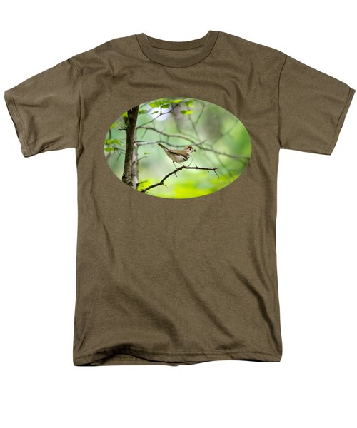 Beauty Of The Spring Forest Men's T-Shirt  (Regular Fit) by Christina Rollo