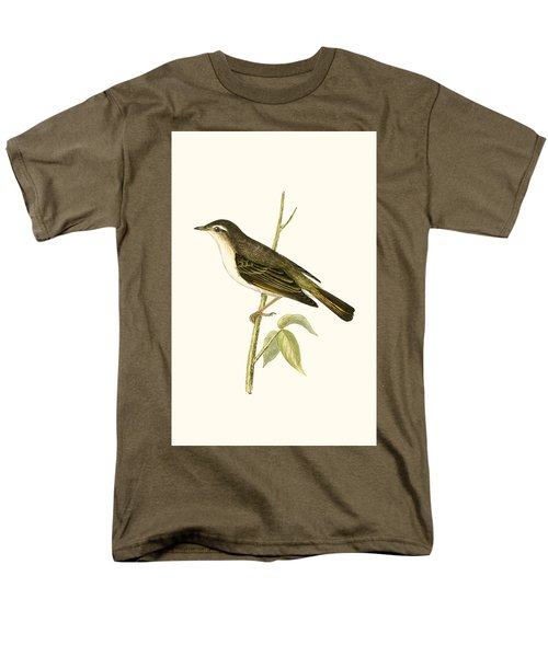 Bonelli's Warbler Men's T-Shirt  (Regular Fit) by English School