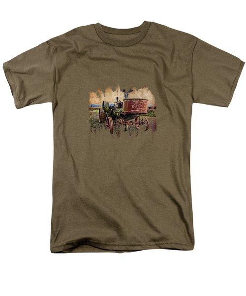 Buffalo Pitts Men's T-Shirt  (Regular Fit) by Thom Zehrfeld