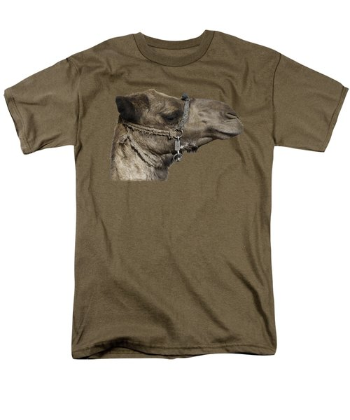Camel's Head Men's T-Shirt  (Regular Fit) by Roy Pedersen