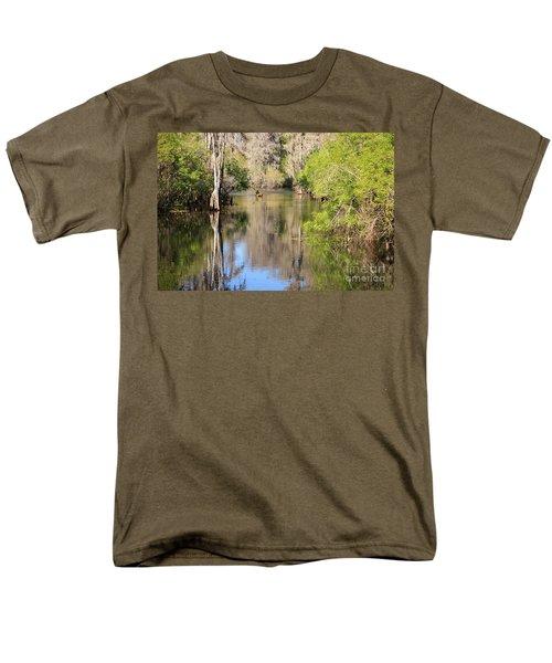 Canoeing on the Hillsborough River T-Shirt by Carol Groenen