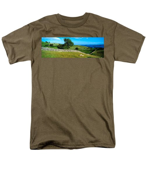 Co Galway, Connemara, Lough Corrib T-Shirt by The Irish Image Collection