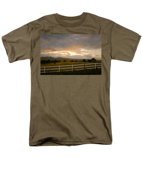 Colorado Rocky Mountain Country Sunset T-Shirt by James BO  Insogna
