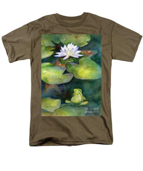 Coy Koi T-Shirt by Amy Kirkpatrick