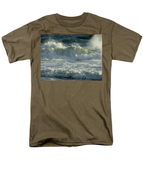 Crashing Wave T-Shirt by Sandy Keeton