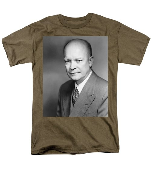 Dwight Eisenhower T-Shirt by War Is Hell Store