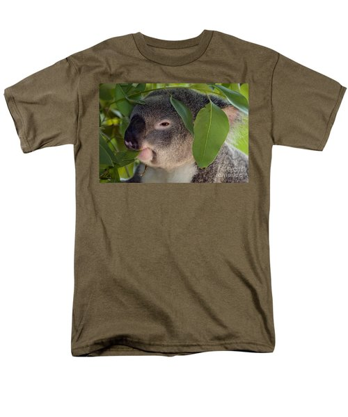 Eat your Greens T-Shirt by Mike  Dawson