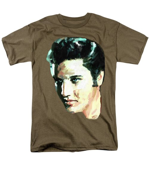 Elvis Men's T-Shirt  (Regular Fit) by James Shepherd