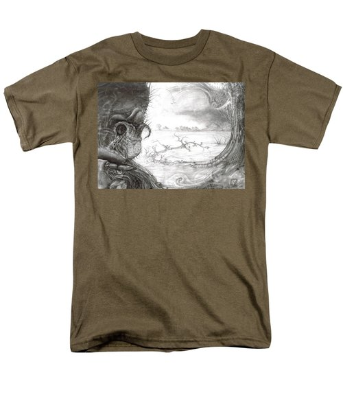 FOMORII SWAMP T-Shirt by Otto Rapp