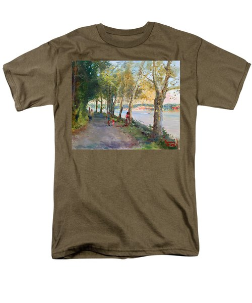 Going for a Stroll T-Shirt by Ylli Haruni