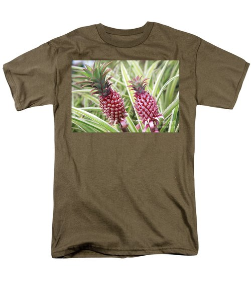 Growing Red Pineapples T-Shirt by Brandon Tabiolo - Printscapes