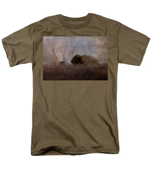 Home On The Range T-Shirt by Ron Jones
