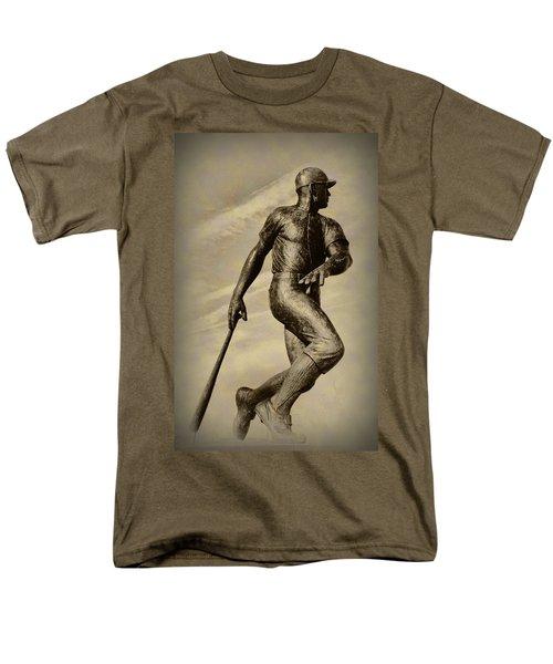 Home Run T-Shirt by Bill Cannon