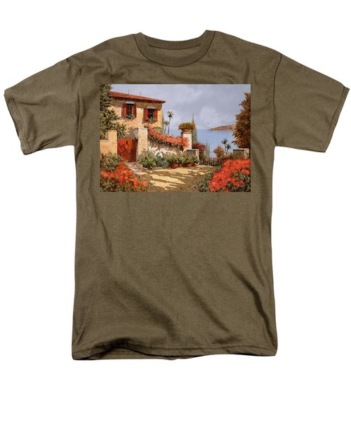 il giardino rosso T-Shirt by Guido Borelli