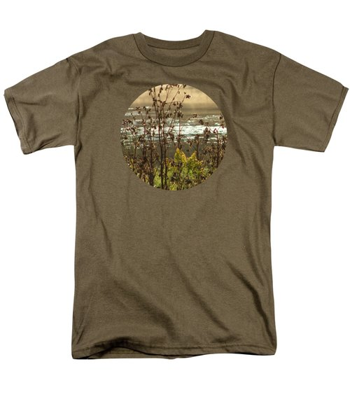 In The Golden Light Men's T-Shirt  (Regular Fit) by Mary Wolf