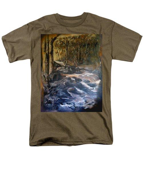 La Rance Men's T-Shirt  (Regular Fit) by Silk Alchemy