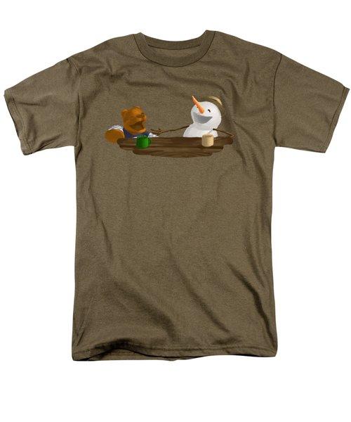 Laughter Men's T-Shirt  (Regular Fit) by Jason Sharpe