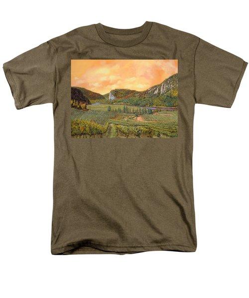 le vigne nel 2010 T-Shirt by Guido Borelli