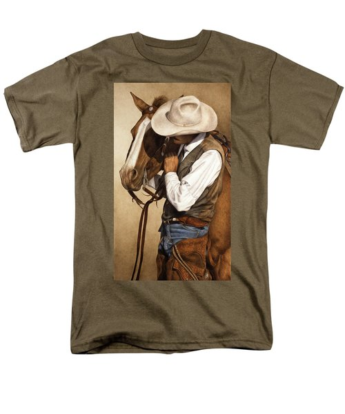 Long Time Partners T-Shirt by Pat Erickson