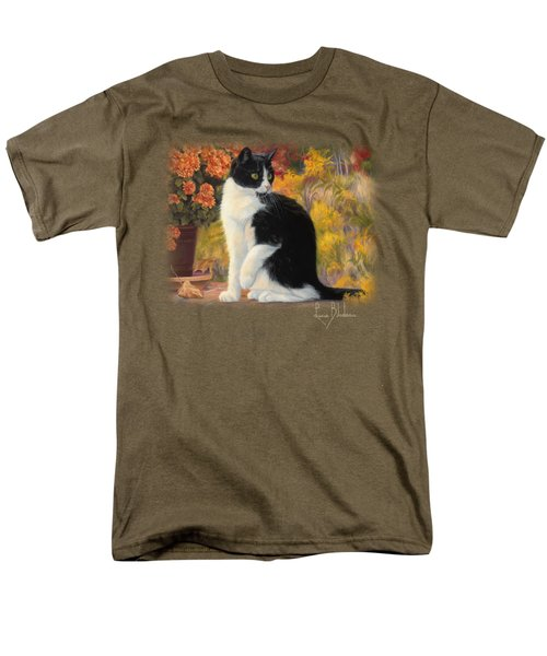 Looking Afar Men's T-Shirt  (Regular Fit) by Lucie Bilodeau