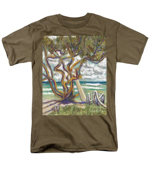 Malaekahana Tree T-Shirt by Patti Bruce - Printscapes
