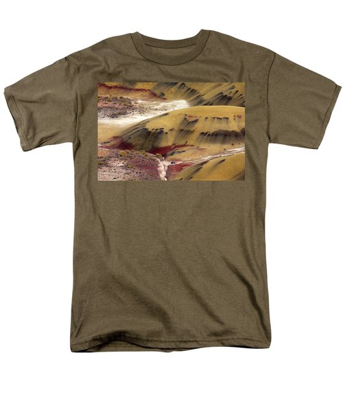 Marked Hills T-Shirt by Mike  Dawson