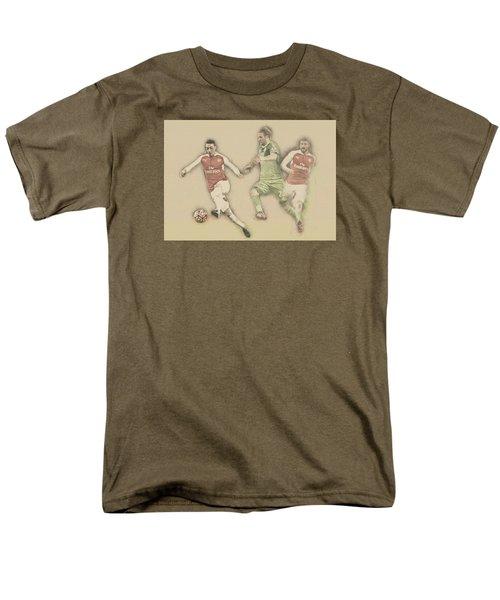Mesut Ozil Men's T-Shirt  (Regular Fit) by Don Kuing