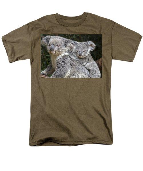 Mommy Hugs Men's T-Shirt  (Regular Fit) by Jamie Pham