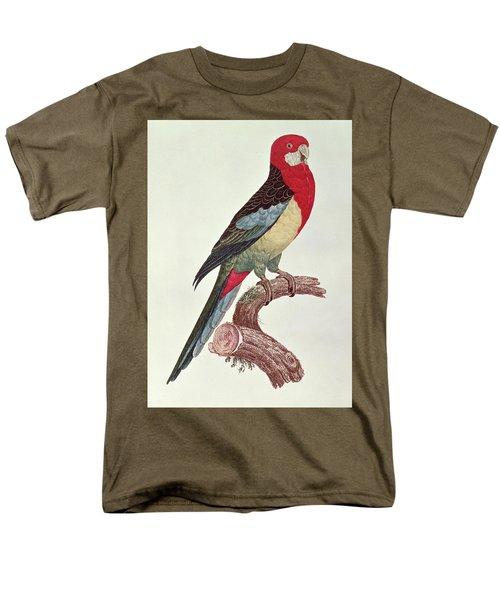 Omnicolored Parakeet Men's T-Shirt  (Regular Fit) by Jacques Barraband