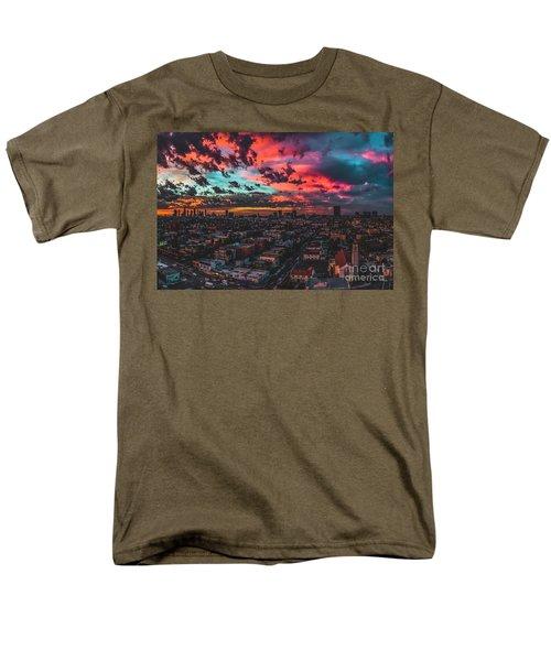 Paradise  Men's T-Shirt  (Regular Fit) by Art K