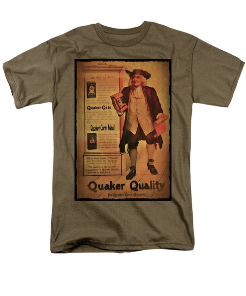 Quaker Quality T-Shirt by Bill Cannon