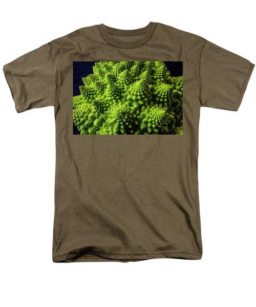 Romanesco Broccoli Men's T-Shirt  (Regular Fit) by Garry Gay