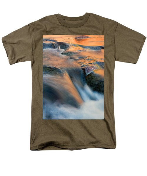 Sandstone Reflections T-Shirt by Mike  Dawson