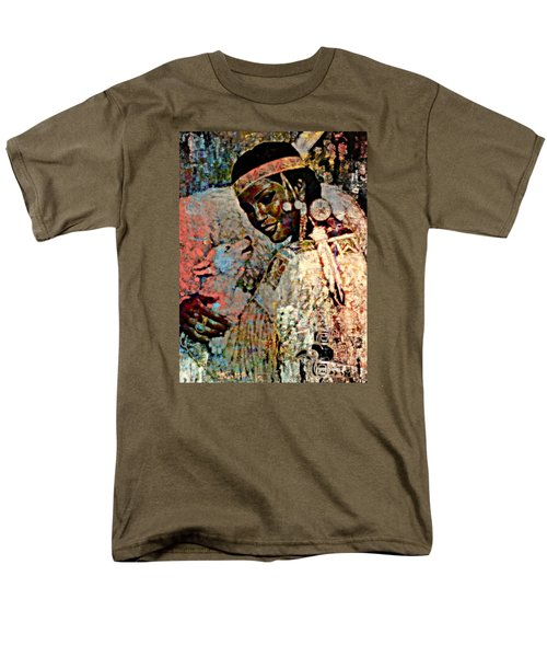 She Dances With Wolves T-Shirt by WBK