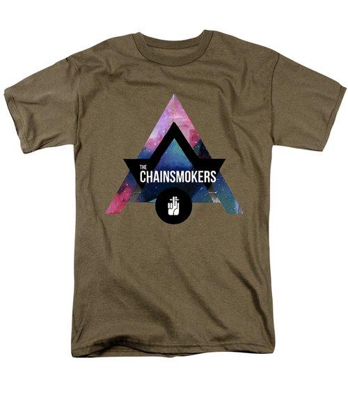 Smoke Men's T-Shirt  (Regular Fit) by Mentari Surya