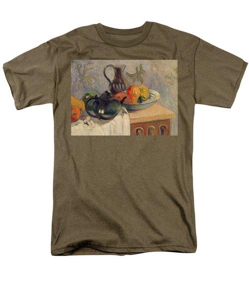 Teiera Brocca E Frutta Men's T-Shirt  (Regular Fit) by Paul Gauguin
