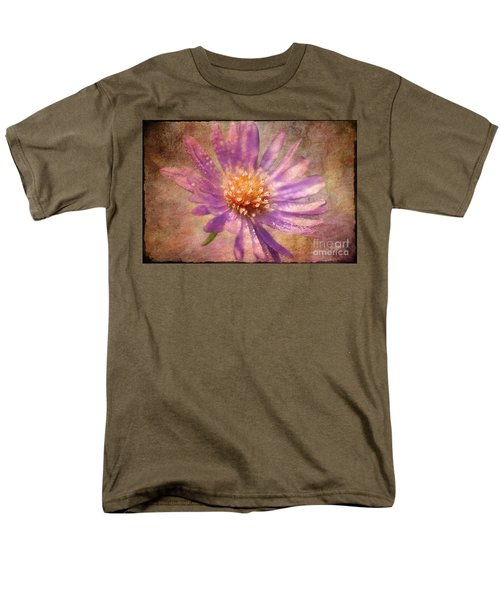 Textured Aster T-Shirt by Lois Bryan