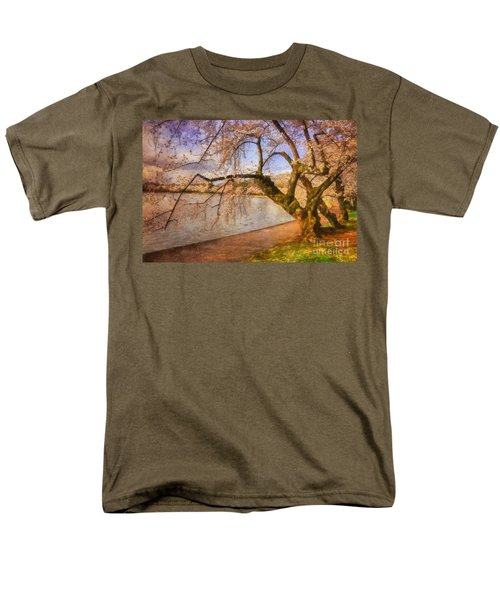The Cherry Blossom Festival T-Shirt by Lois Bryan