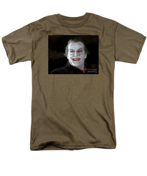 The Joker Men's T-Shirt  (Regular Fit) by Paul Tagliamonte