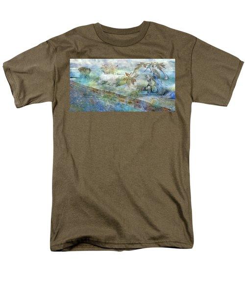 The Piano  Men's T-Shirt  (Regular Fit) by Betsy Knapp