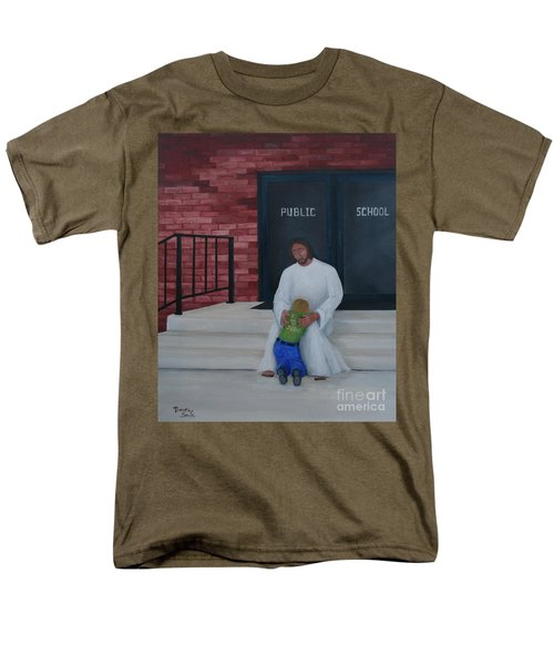 They Won't Let Me in Either. T-Shirt by Timothy Smith