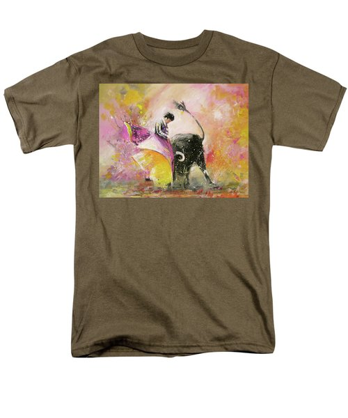 Toro Tenderness T-Shirt by Miki De Goodaboom