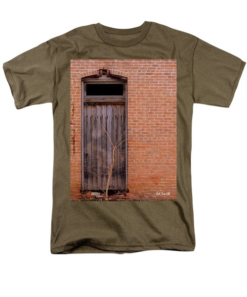Use Side Entrance T-Shirt by Ed Smith