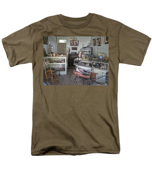 VICTORIAN TOY SHOP - VIRGINIA CITY MONTANA T-Shirt by Daniel Hagerman