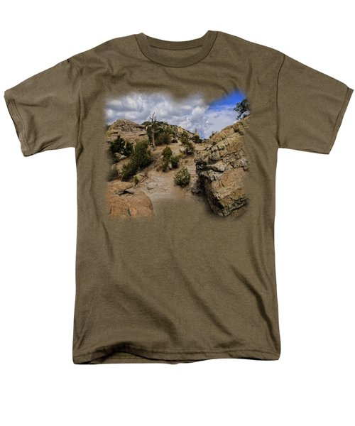 Windy Point No.13 Men's T-Shirt  (Regular Fit) by Mark Myhaver