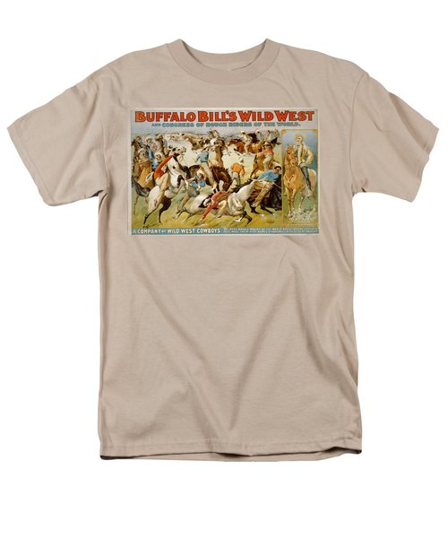 Buffalo Bills Wild West T-Shirt by Unknown