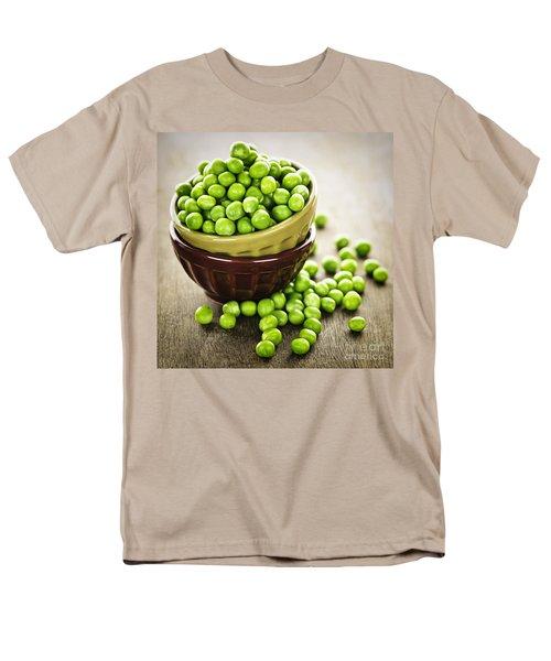 Green peas T-Shirt by Elena Elisseeva