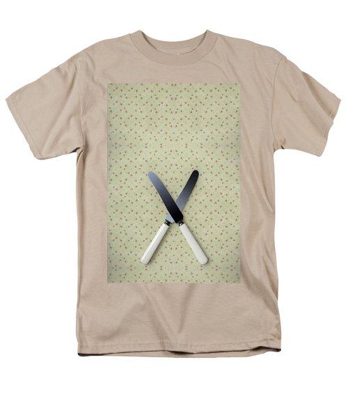 knives T-Shirt by Joana Kruse